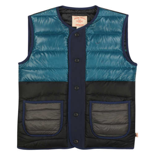 Main product image: ReCrafted Down Vest