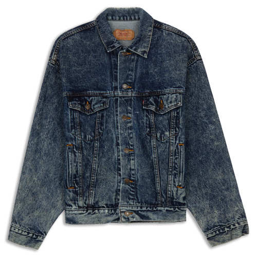 Main product image: Vintage Type III Trucker Jacket