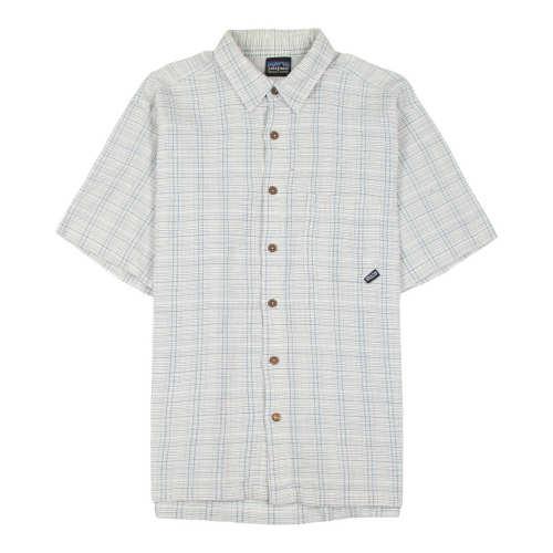 Main product image: Men's Short-Sleeved A/C Yarn Dye Shirt