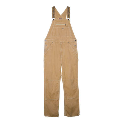Main product image: Men's Iron Forge Hemp® Canvas Bib Overalls - Regular