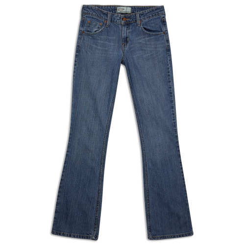 Main product image: LOW RISE BOOTCUT