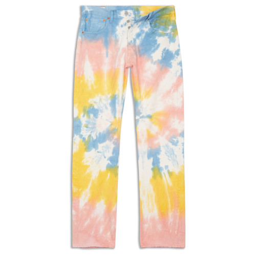 Main product image: 501® '93 Straight Tie Dye Men's Jeans