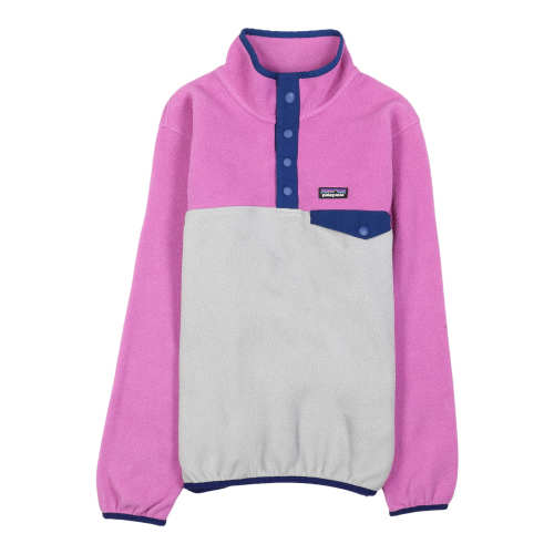 Main product image: Girls' Lightweight Synchilla® Snap-T® Pullover