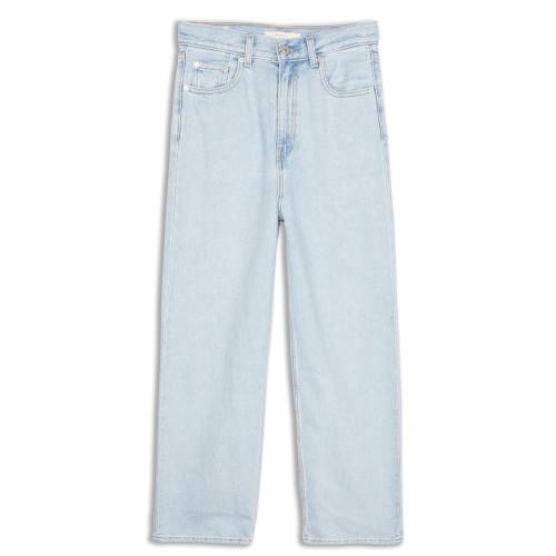 Main product image: High Loose Cottonized Hemp Women's Jeans