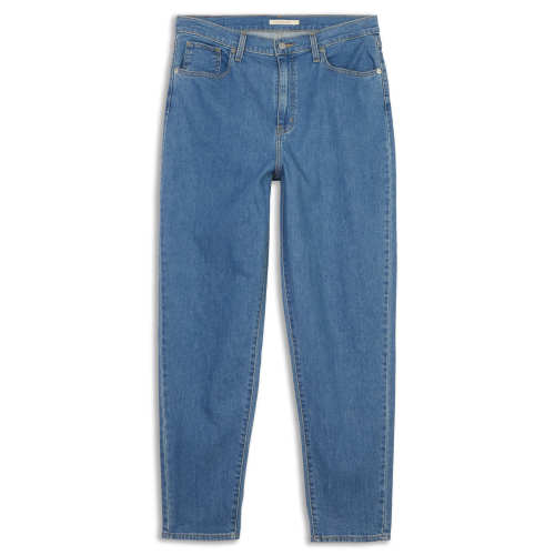 Main product image: High Waisted Taper Jeans
