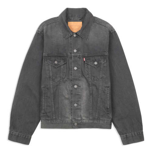 Main product image: Vintage Fit Trucker Jacket