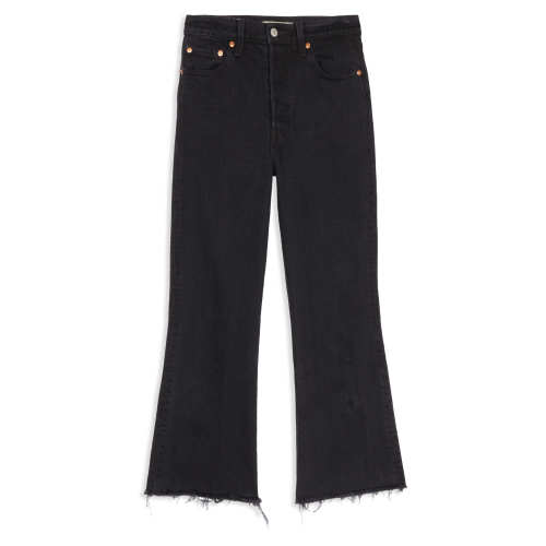 Main product image: Ribcage Cropped Flare Women's Jeans