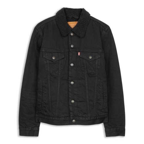 Main product image: Sherpa Trucker Jacket