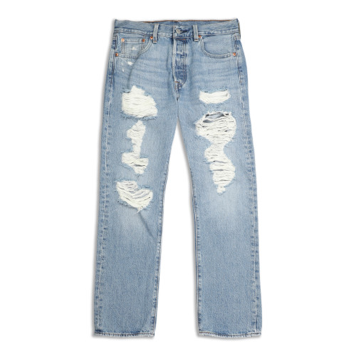 Main product image: 501® Original Fit Ripped Men's Jeans
