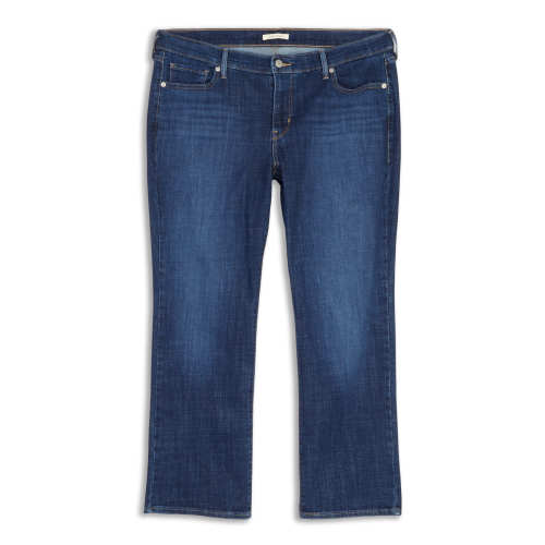 Main product image: 414 Classic Straight Women's Jeans (Plus Size)