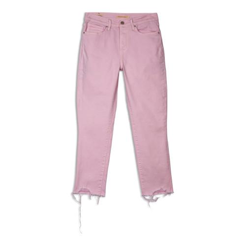 static-light-pink