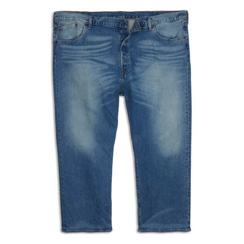 Main product image: 501® Original Fit Stretch Men's Jeans (Big & Tall)