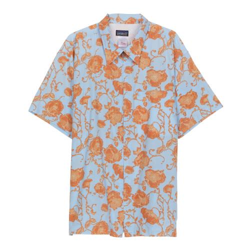 Main product image: Men's Short-Sleeved Sideburn Shirt