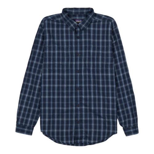 Main product image: Men's Long-Sleeved Pima Cotton Shirt