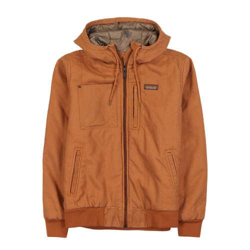 Main product image: Women's All Seasons Hemp Canvas Bomber Hoody Jacket