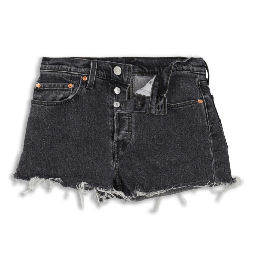 Main product image: 501® Original Stretch Cropped Women's Jeans