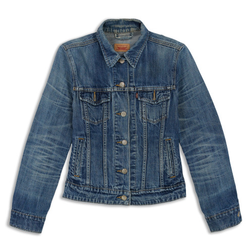 Main product image: DENIM TRUCKER JACKET