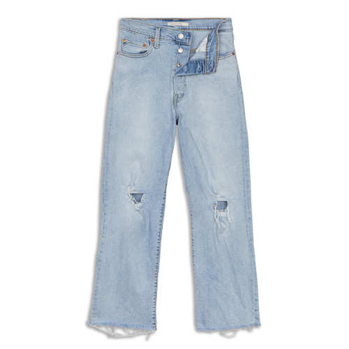 Main product image: Ribcage Straight Ankle Women's Jeans