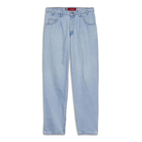 Main product image: SilverTab™ Loose Pleated Jeans