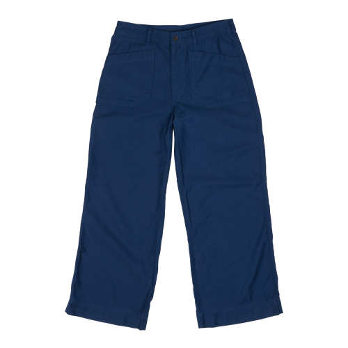 "Main product image: Women's Organic Cotton Slub-Woven Pants 28"""""