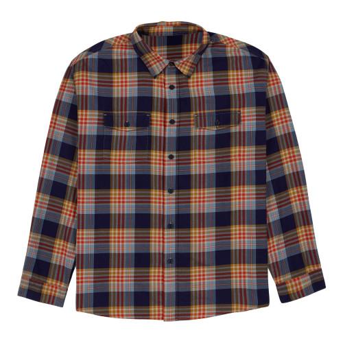 Main product image: Men's Long-Sleeved Buckshot Shirt