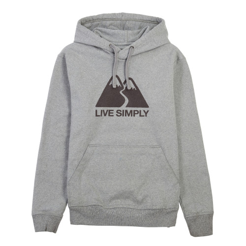 Main product image: Men's Live Simply® Winding Uprisal Hoody