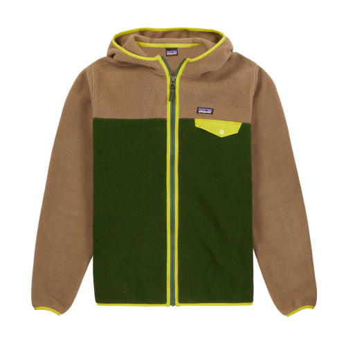 Main product image: Boys' Lightweight Synchilla® Snap-T® Hoody