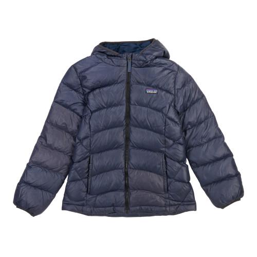 Main product image: Girls' Hi-Loft Down Sweater Hoody