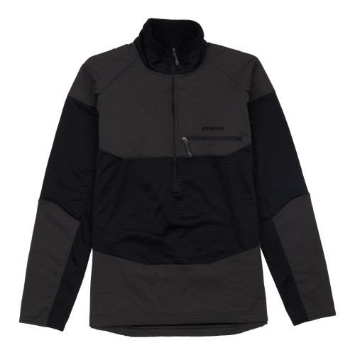 Main product image: Men's Long-Sleeved R1 Fitz Roy 1/4-Zip