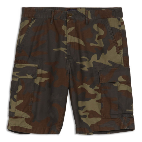 Main product image: Carrier Cargo Camo 9.5 in. Mens Shorts