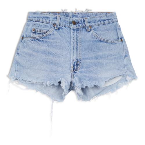 Main product image: Vintage Orange Tab Shorts