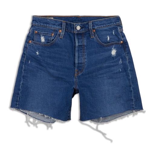 Main product image: 501® Original High Rise Mid-Thigh Women's Shorts