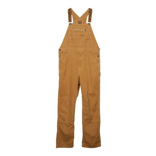 Main product image: Men's Iron Forge Hemp® Canvas Bib Overalls - Long