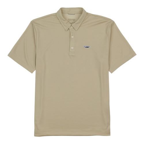 Main product image: Men's Sunshade Polo - Tarpon Fitz Roy