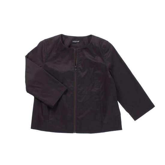 Polished Ramie Stretch Jacket