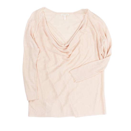 Fine Silk Linen Pullover