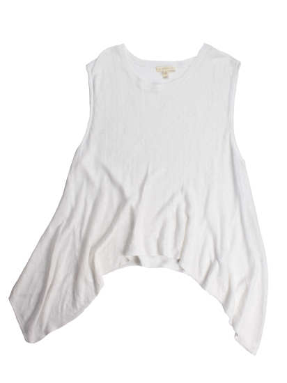 Silk Linen Pullover