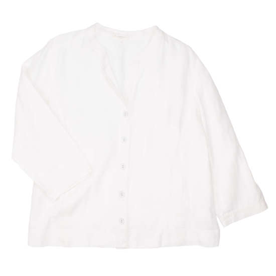 Organic Linen Jacket