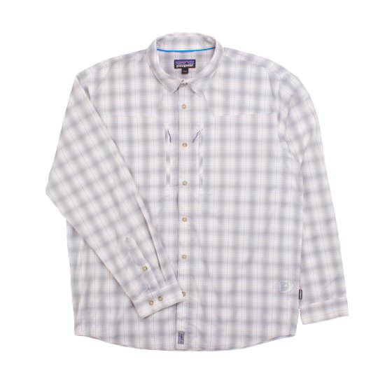 M's Long-Sleeved Sun Stretch Shirt
