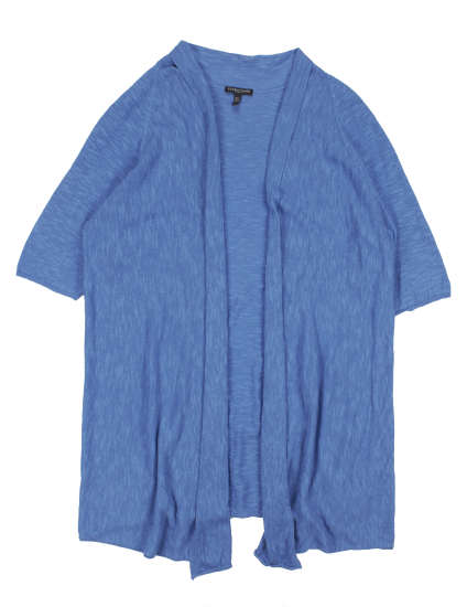 Organic Linen Cotton Slub Cardigan