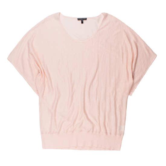 Superfine Linen Knit Pullover