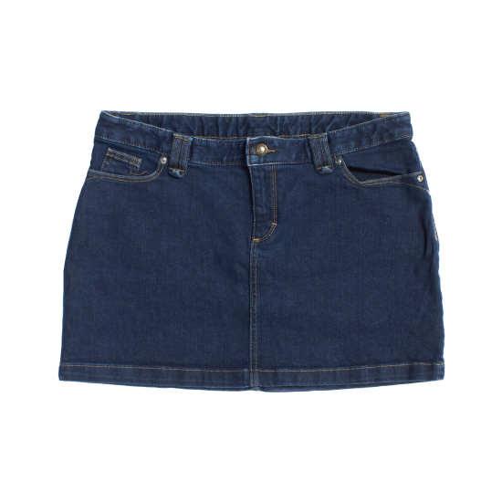 W's Denim Skirt