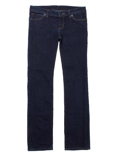 W's Low-Rise Straight Jeans - 32""