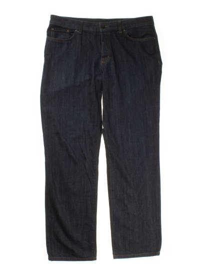 M's Regular Fit Organic Cotton Jeans - Long
