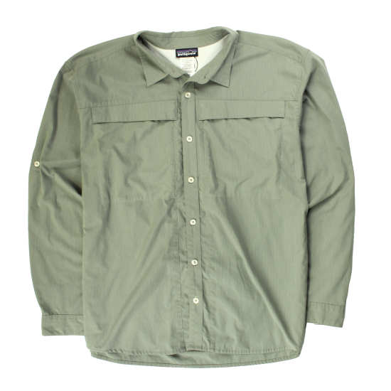 M's Long-Sleeved Overhand Shirt