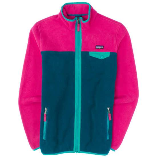 Girls' Lightweight Synchilla® Snap-T® Jacket
