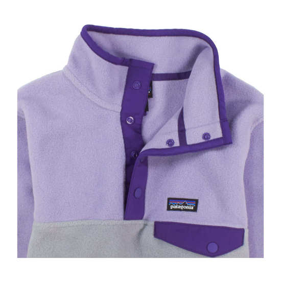 Girls' Lightweight Synchilla® Snap-T® Pullover