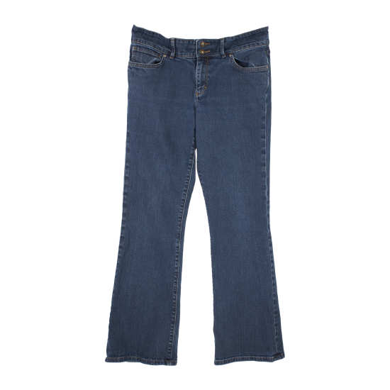 W's Regular Rise Bootcut Jeans