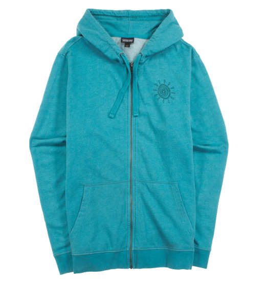 M's Surf Van Lightweight Full-Zip Hooded Sweatshirt