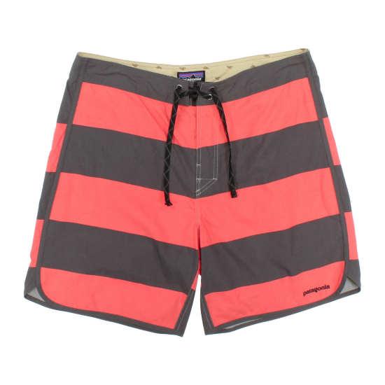 "M's Scallop Hem Wavefarer® Board Shorts - 18"""